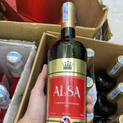 Rượu vang Alsa ChiLe- Reservar Cabernet Sauvignon