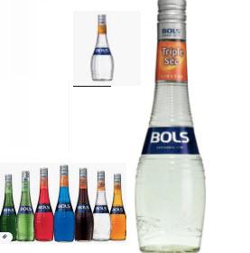 Rượu mùi Bols Triple Sec Hà Lan