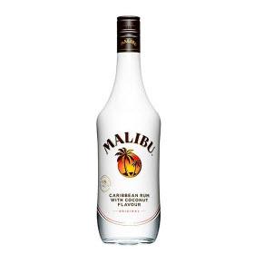 Rượu Malibu Caribbean Rum Coconut flavour