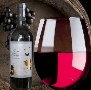 Rượu vang Italy Luna Nera
