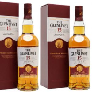 Glenlivet 15 Year Old Single Malt Scotch Whisky