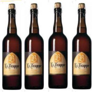 Bia La Trappe Blond 750ml