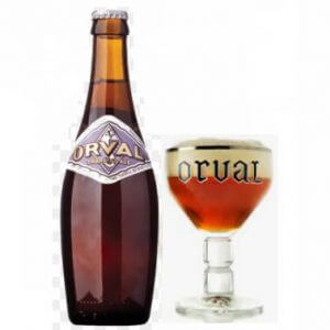 Bia Orval Trappist